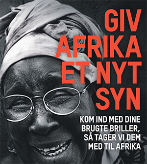 Giv Afrika et nyt syn