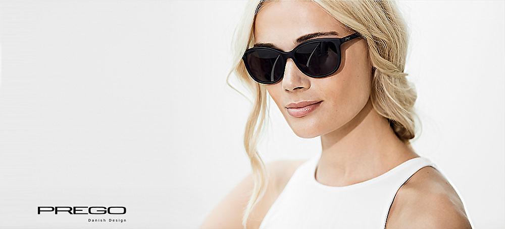 99b6452db1a3 Solbriller i bedste kvalitet fra Prego
