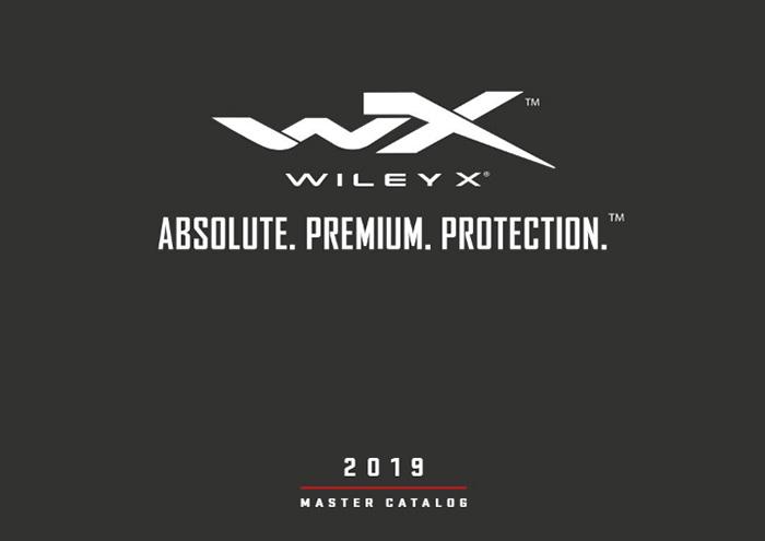 Wiley X - katalog 2019