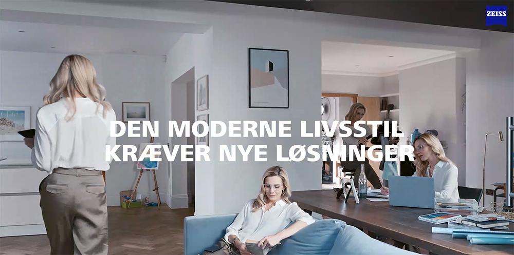 Den moderne livsstil kræver nye løsninger - ZEISS SmartLife brilleglas